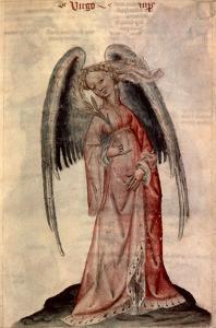 Zodiac: Virgo The Virgin by Albumasar