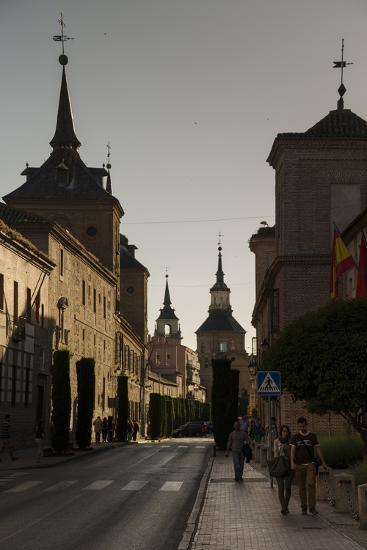 Alcala De Henares, Province of Madrid, Spain-Michael Snell-Photographic Print