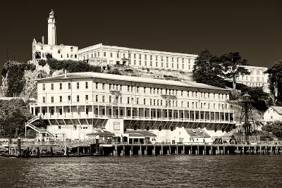 Alcatraz Island - Prison - San Francisco - California - United States-Philippe Hugonnard-Photographic Print