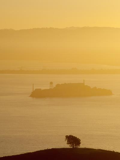 Alcatraz Prison Island, San Francisco, California, United States of America, North America-Craig Easton-Photographic Print