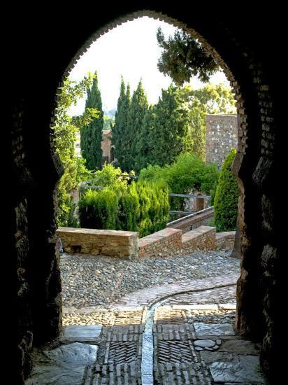 Alcazaba, Malaga, Andalucia, Spain, Europe-Marco Cristofori-Photographic Print