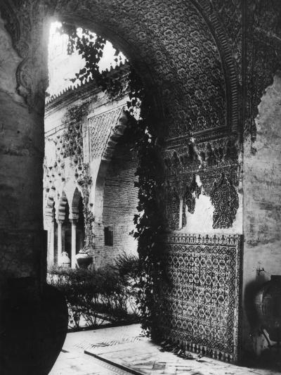 Alcazar of Seville--Photographic Print