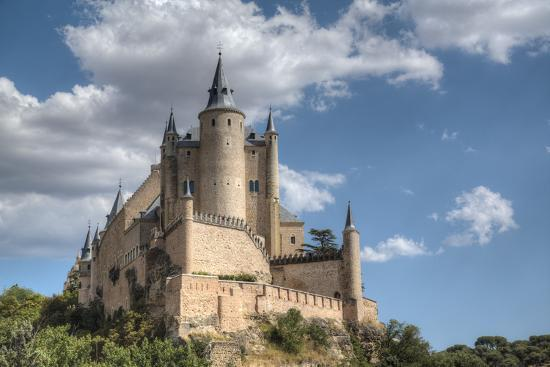 Alcazar, Segovia, UNESCO World Heritage Site, Castile y Leon, Spain, Europe-Richard Maschmeyer-Photographic Print