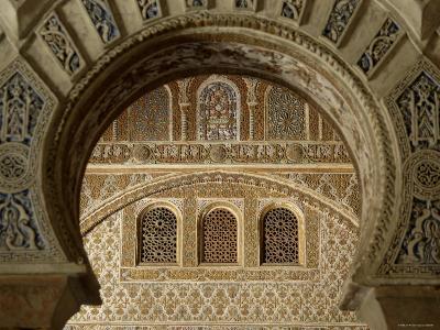 Alcazar, Seville, Spain-Alan Copson-Photographic Print