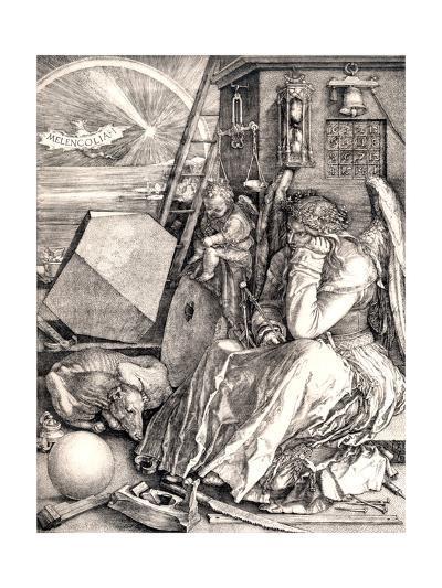 Alchemy-Sheila Terry-Giclee Print