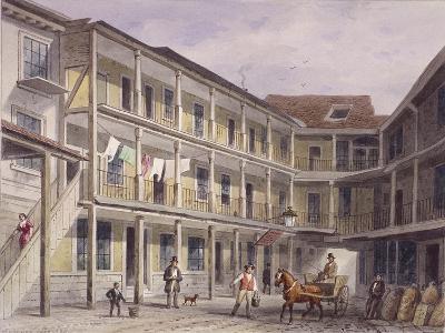 Aldgate High Street, London, C1850-Thomas Hosmer Shepherd-Giclee Print