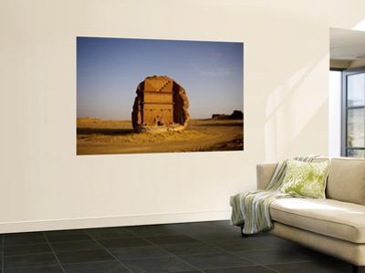 Qasr Farid Tomb of Ancient Nabatean Town