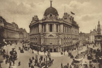 Aldwych, London--Photographic Print