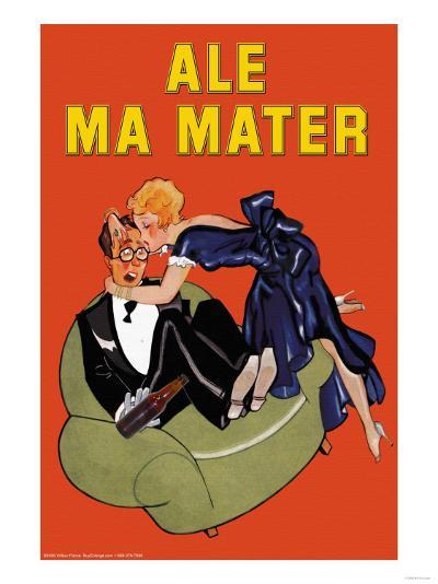 Ale Ma Matter--Art Print