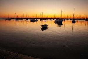 Marthas Vineyard Sunset II by Aledanda