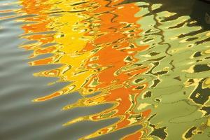 Reflections of Burano III by Aledanda