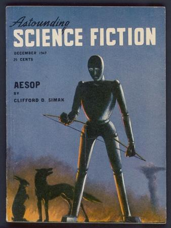 Aesop, a Rather Sad-Looking Robot