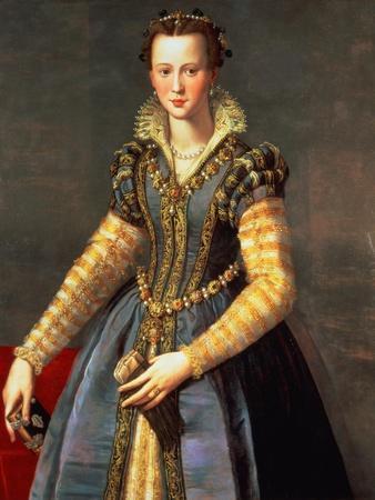 Marie De Medici (1573-1642), Wife of Henri IV of France (1553-1610)