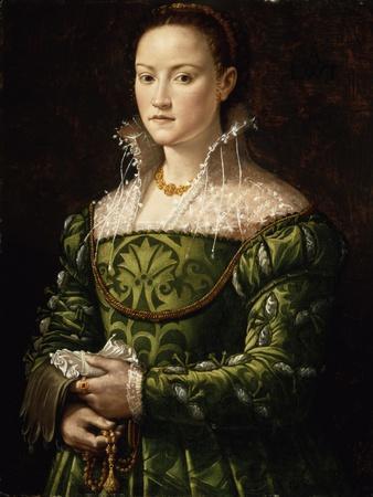 Portrait of a Lady, C.1560