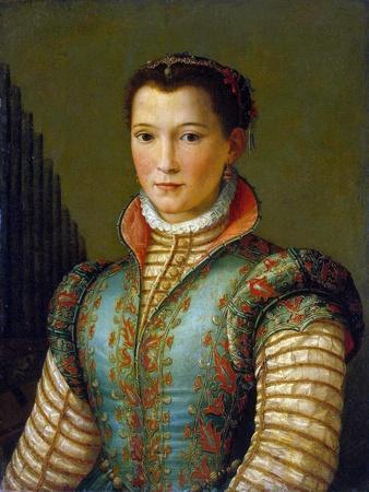 Portrait of Eleanor of Toledo, 1560S