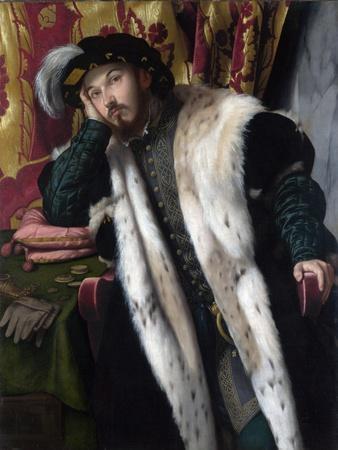 Portrait of a Young Man, C.1542