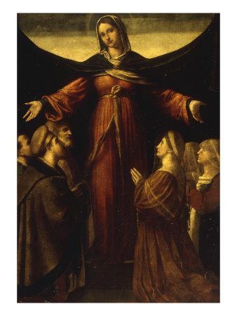 The Madonna della Misericordia
