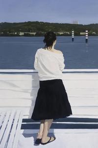 Catherine in Avignon by Alessandro Raho