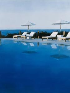 L.A. Swimming Pool, 2006 by Alessandro Raho