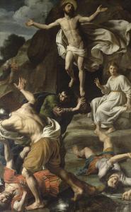 La Resurrection du Christ by Alessandro Turchi
