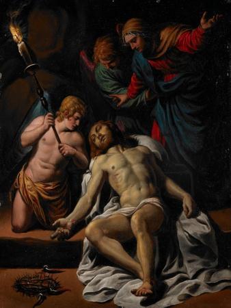 The Lamentation, C.1617