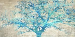Turquoise Tree by Alessio Aprile