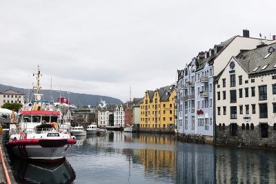 Alesund, Norway, Scandinavia, Europe-Sergio Pitamitz-Photographic Print