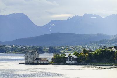 Alesund, Norway, Scandinavia, Europe-Amanda Hall-Photographic Print