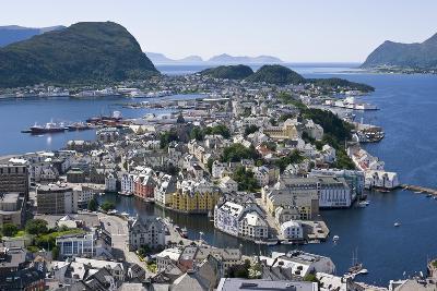 Alesund, Norway-Dr. Juerg Alean-Photographic Print