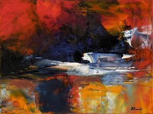 Reaching Land by Aleta Pippin