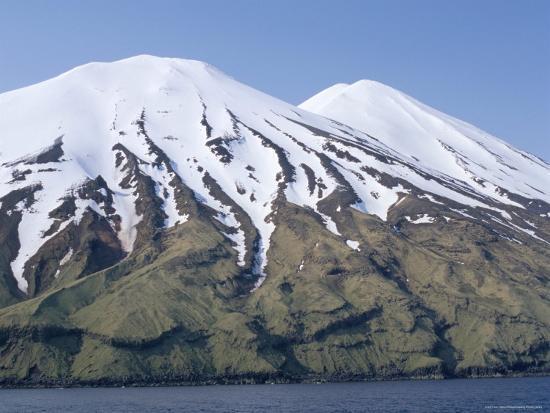 Aleutian Islands, Alaska, USA-Ken Gillham-Photographic Print