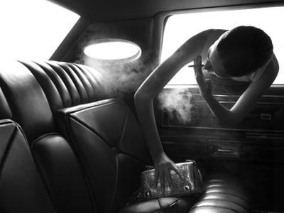 Smoking in Cars by Alex Cayley