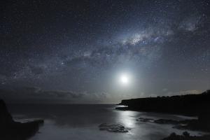 Milky Way Over Mornington Peninsula by Alex Cherney