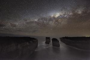 Milky Way Over Shipwreck Coast by Alex Cherney