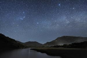 Milky Way Over Wilsons Promontory by Alex Cherney