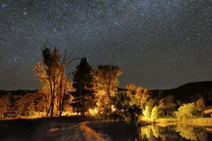 Night Sky, Australia by Alex Cherney