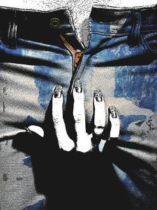 Blue Jeans II by Alex Cherry