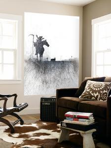 Death rides a horse by Alex Cherry