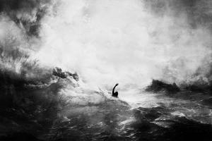 The Shadow Sea by Alex Cherry