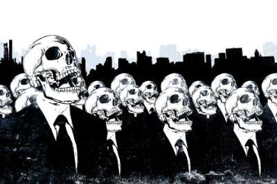 We Live no more