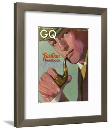GQ Cover - February 1972