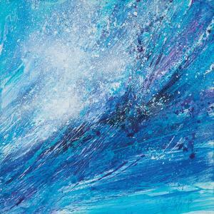 Deep Blue I by Alex Jawdokimov