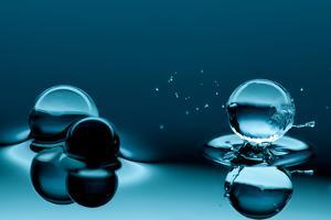 Water Balls by Alex Koloskov Photography