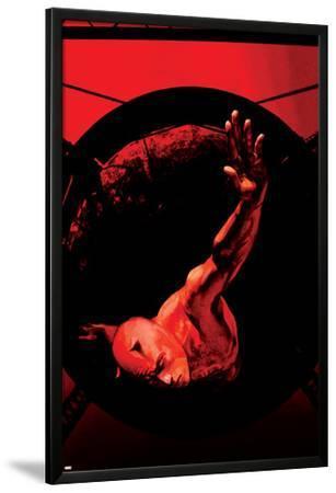Daredevil No.58 Cover: Daredevil