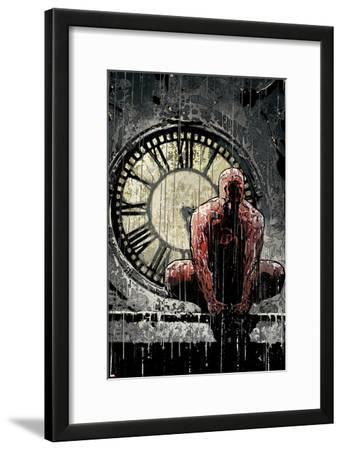 Daredevil No.62 Cover: Daredevil