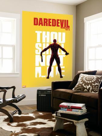 Daredevil No.73 Cover: Daredevil
