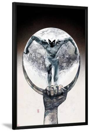 Moon Knight No.12 Cover: Moon Knight