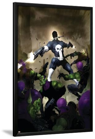 Punisher War Journal No.25 Cover: Punisher