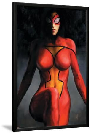 Spider-Woman No.1 Cover: Spider Woman