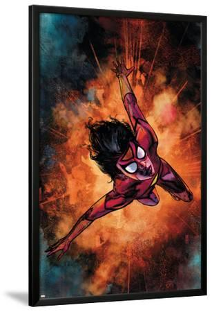 Spider-Woman No.3 Cover: Spider Woman